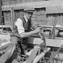 ICI Research Establishment, Alderley Park, Nether Alderley, Cheshire East, Cheshire, 11/08/1955. Creator: John Laing plc.
