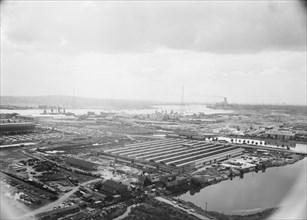 Ford Motor Works, Barking and Dagenham, Greater London Authority, 11/08/1960. Creator: John Laing plc.