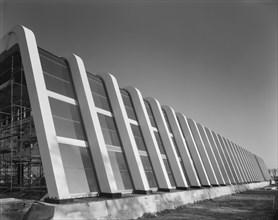 Napp Laboratories, Milton Road, Cambridge Science Park, Milton, Cambridgeshire, 22/11/1982. Creator: John Laing plc.