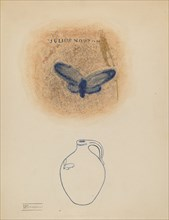 Jug, c. 1936. Creator: Nicholas Amantea.