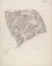 Infant's Cap, c. 1939. Creator: Grace Halpin.