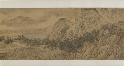 The Wang River Estate, Ming dynasty, 1570s. Creator: Song Xu.