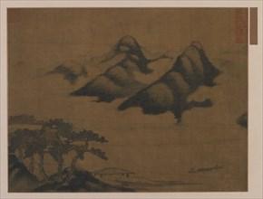Landscape, Ming dynasty, 1319-1644. Creator: Unknown.