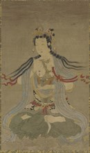 Willow-branch Guanyin, Ming dynasty, 17th century. Creator: Unknown.