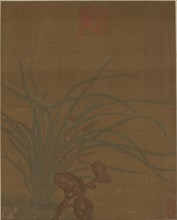 Eight designs of flowers, Possibly Ming dynasty, 1368-1644. Creator: Unknown.