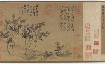 The Pure Recluse of Bamboo Creek, Ming dynasty, 15th century. Creator: Unknown.