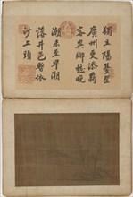 Twenty-four landscapes, Possibly Ming dynasty, 1368-1644. Creator: Unknown.