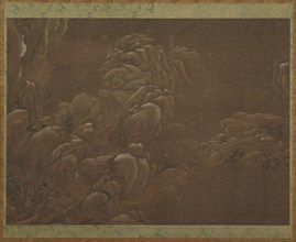 Winter Landscape, Ming or Qing dynasty, 15th-18th century. Creator: Unknown.