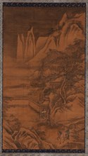 Returning Home in the Snow, Ming dynasty, 16th century. Creator: Unknown.