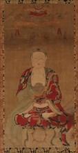 Dhyani Buddha, Ming dynasty, (16th-17th century?). Creator: Unknown.