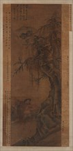 Herb-gatherer, Ming dynasty, 1368-1644. Creator: Unknown.