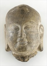 Head of the disciple Ananda, Northern Qi dynasty, 550-577. Creator: Unknown.