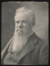 Portrait of John Wesley Powell (1834-1902), 1901. Creator: Bachrach Studio.
