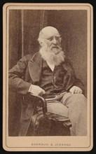 Portrait of J. H. Silbert, Before 1877. Creator: Barraud & Jerrard.