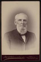 Portrait of Charles Stewart Channell (1820-1906), 1896. Creator: HG Blauchard.