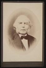 Portrait of William Augustus Norton (1810-1883), Circa 1880. Creator: Frank Augustus Bowman.
