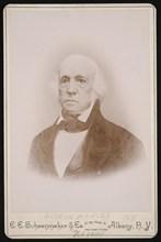 Portrait of Gideon Hawley (1785-1870), Before 1870. Creator: CC Schoonmaker & Co.