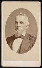 Portrait of John Cummings, 1876. Creator: Centennial Photographic Company.