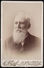 Portrait of Henry Blackman Plumb (1829-1921), Before 1894. Creator: Charles F Cook.