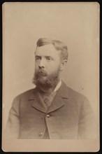 Portrait of David Talbot Day (1859-1925), Between 1882 and 1885. Creator: George W. Davis.
