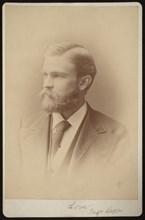 Portrait of Unidentified Man, Between 1876 and 1880. Creator: Samuel Montague Fassett.