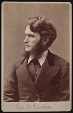 Portrait of Jeremiah Eames Rankin (1828-1904), 1879. Creator: Samuel Montague Fassett.