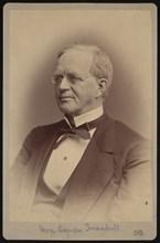 Portrait of Lyman Trumbull (1813-1896), 1877. Creator: Samuel Montague Fassett.