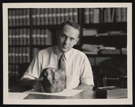 Portrait of Edward Porter Henderson (1898-1992), October 8, 1938. Creator: Clyde Fisher.