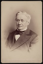 Portrait of Joseph Henry (1797-1878), 1876. Creator: Frederick Gutekunst.