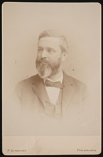 Portrait of Horatio Curtis Wood, Jr. (1841-1920), 1889. Creator: Frederick Gutekunst.