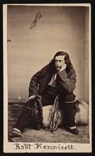Portrait of Robert Kennicott (1835-1866), Between 1859 and 1866. Creator: Alexander Hesler.