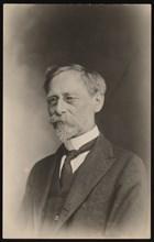 Portrait of Leonhard Stejneger (1851-1943), Circa 1910s. Creator: Charles E Kerfoot.