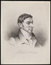 Portrait of Robert Dale Owen (1801-1877), Before 1876. Creator: Unknown.