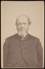 Portrait of Benjamin Silliman, Jr. (1816-1885), Before 1885. Creator: Unknown.