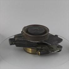 Sextant, British, RAE, Hughes, Mk V, ca. 1921. Creator: Hughes & Son, Ltd.
