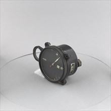 Indicator, Oil Pressure, Japanese. Creator: Shinagawa Manufacturing Plant.