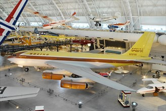 Boeing 367-80 Jet Transport, 1954. Creator: Boeing Aircraft Co..