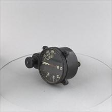 Indicator, Fuel Quantity, Japanese Army, Type-100. Creator: Shinagawa Manufacturing Plant.