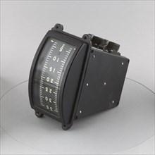 Tachometer, Japanese Army, Type-98, 1940s. Creator: Yokogawa Electric Machine Manufacturing Plant.
