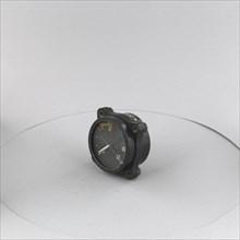 Indicator, Oil Pressure, Japanese Navy, Model-1, Mark-1. Creator: Tanaka Keiki Seisakusho.