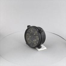 Indicator, Airspeed, Japanese Navy, Model-3. Creator: Tanaka Keiki Seisakusho.