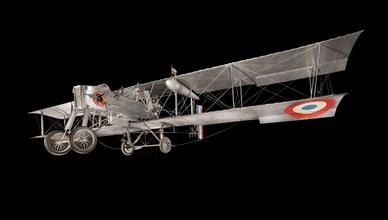 Voisin Type 8, 1916-1918. Creator: Voisin Aeroplane Co..