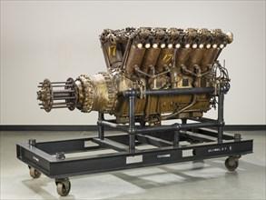 Rolls-Royce Condor IA, V-12 Engine, 1921. Creator: Rolls-Royce.