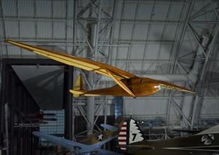 "Bowlus 1-S-2100 Senior Albatross ""Falcon"", 1933. Creator: Bowlus-Dupont Sailplane Company."