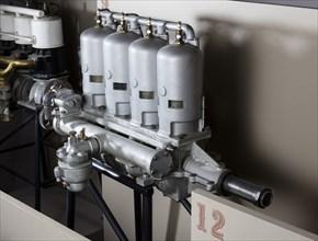 Roberts 4X, In-line 4 Engine, 1911. Creator: Roberts Motor Company.