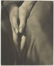 Dorothy Norman, 1930. Creator: Alfred Stieglitz.