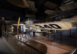 Bleriot XI, 1914. Creator: Bleriot Aeronautique.