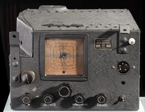 Receiver, Western Wireless, Type 7, Earhart, 1935 Pacific Flight, 1930-1934. Creator: Western Wireless.