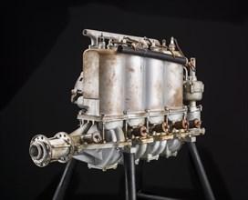 Roberts 4X In-line 4 Engine, 1912. Creator: Roberts Motor Company.
