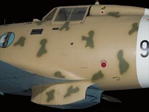 Aeronautica Macchi C.202 Folgore, 1940s. Creator: Macchi S.A..